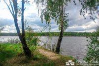 Озеро поселка ЭКОВИТА 2017